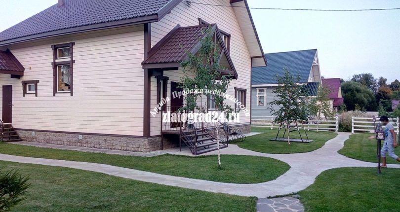 Троицкий АО, Киевское ш., 40км, Юрьево