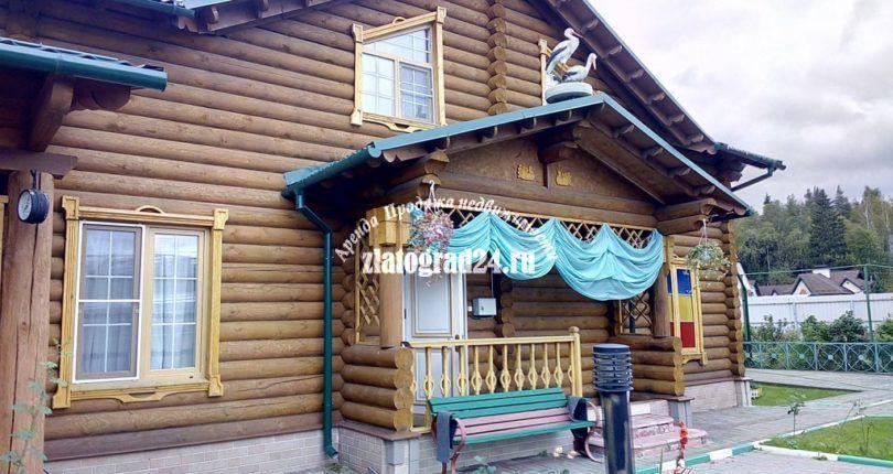 Ногинский район, Щелковское ш., 20 км, Колхозный дворик