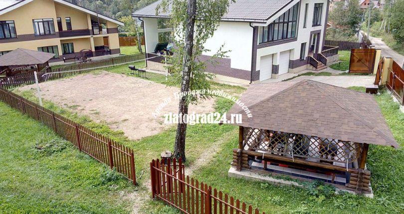 Ленинский район, Калужское ш., 5км, Коммунарка, Дизайнерский дом