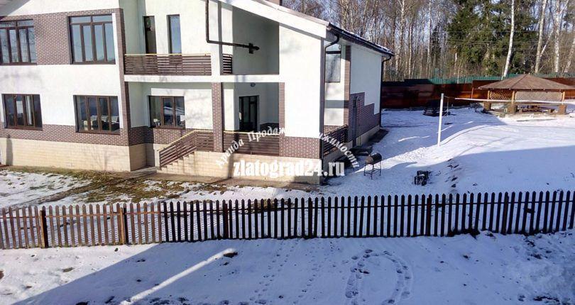 Ленинский район, Калужское ш., 5км, Коммунарка, Игровой дом