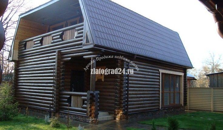 Ивачково, Симферопольское ш., 45 км, ГО Чехов, малый дом