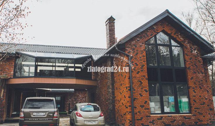 Ивачково, Симферопольское ш., 45 км., ГО Чехов, новый дом