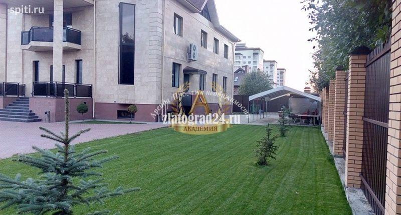 Дом 1300 м² Симферопольское ш. 6 км  Новодрожжино