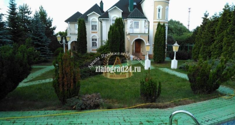 Дом 1000 м²  Калужское ш. 12 км. Милорадово Новая Москва