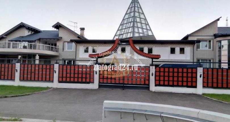 Коттедж, 1200 м²,  Минское ш. 40 км д. Клопово Одинцовский р-н