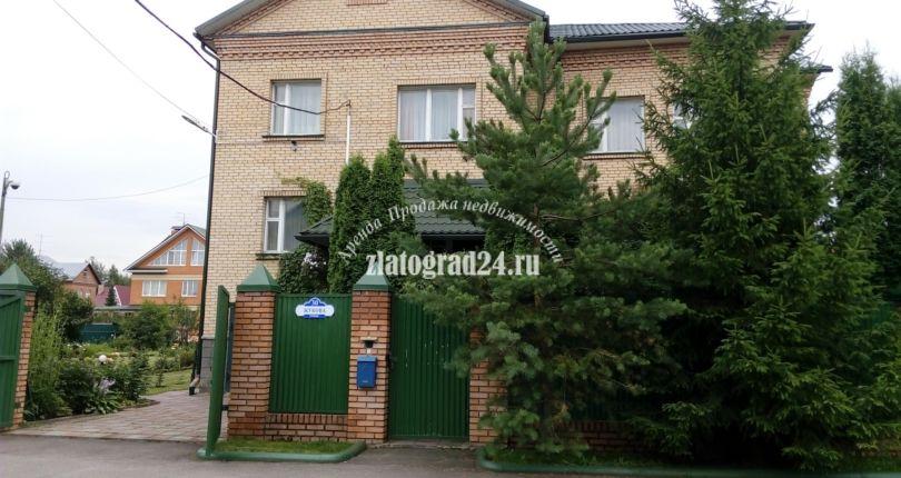 Дом 500 м² 3-эт. Ярославское ш.30 км.  Пушкинский р-н, Зеленоградский пгт