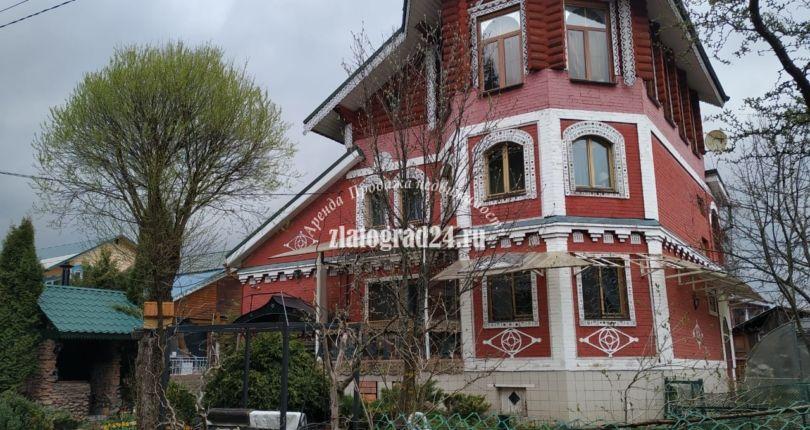 Два дома 550 м2 рядом с лесным массивом Сергиево-Посадский ГО, Воздвиженское