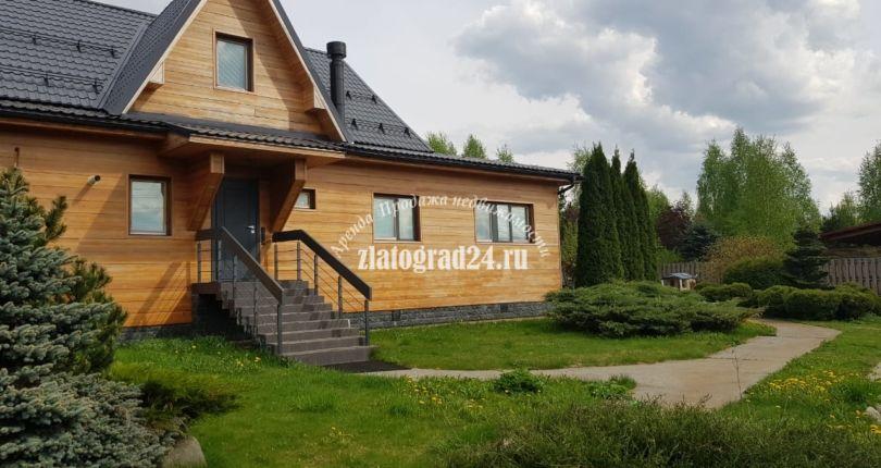 Дом 300 м2 Новорижское ш. 39 км. Истра ГО д. Лисавино