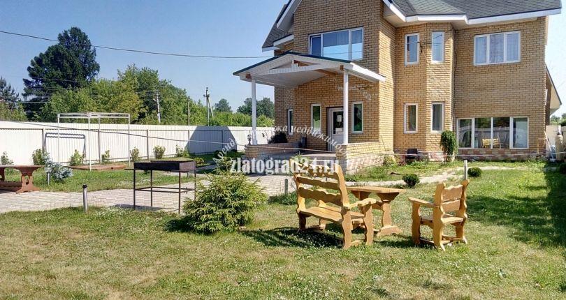 Дом 450 м²  Щелковское ш., 4 км г. Балашиха, СНТ Забота